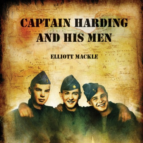 Captain Harding and His Men Titelbild