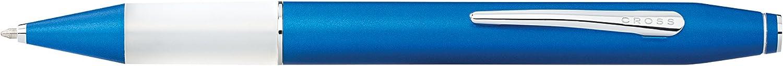 A. T. Cross Cross EASY WRITER KS Metallic-Blau mit Chrombeschlaegen B00J59V9CU   Exquisite Verarbeitung