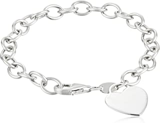 Best tiffany silver heart bracelet Reviews