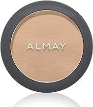 Almay Smart Shade Skin Tone Matching Pressed Powder, Light/Medium [200] 0.20 oz
