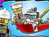 Clip: Fire Boat