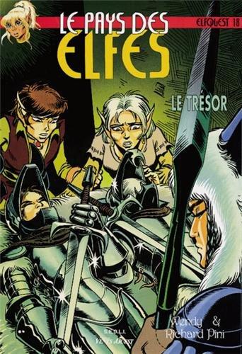 Le Pays des elfes - Elfquest, tome 18 : Le Trésor