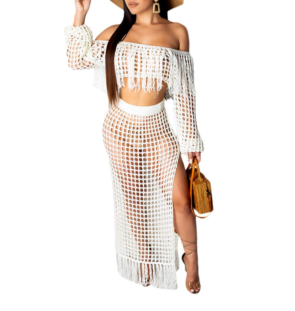 be2dd5e7e87 White Crochet Bikini – Crochet — Learn How to Crochet