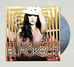 Blackout - Exclusive Limited Edition Black & White Swirl Colored Vinyl LP