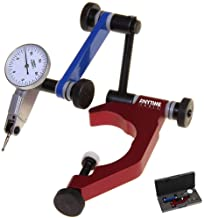 "Anytime Tools Test Dial Indicator 0.0005"" 0-15-0 and Universal Holder Quill Clamp.."