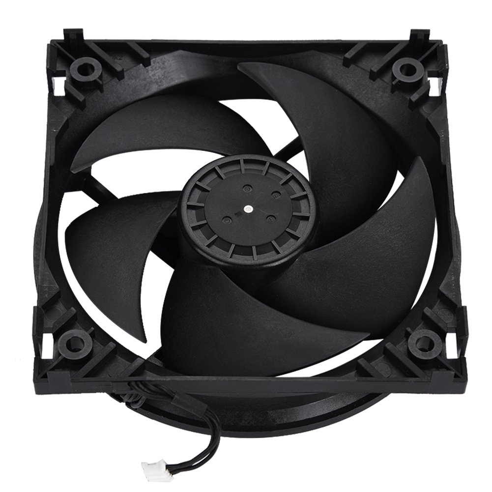 Garsent Fan Cooler para Xbox One/Xbox One x, DC 12V Cooler Fan ...