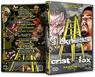 Combat Zone Wrestling - Down With The Sickness 2012 DVD