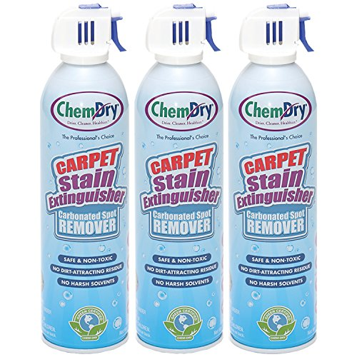 Chem-Dry Carpet Stain Extinguisher - 18 oz. - 3 Pack