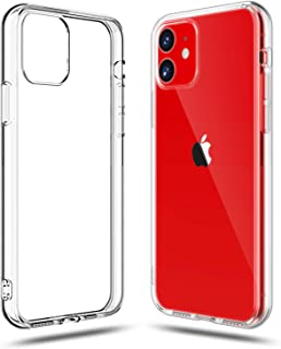 Shamo's Clear Case Soft Transparent Cover TPU Bumper Compatible with iPhone 11
