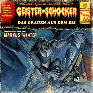 Das Grauen aus dem Eis Titelbild