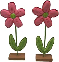 llwei258 50 St/ück lasergeschnittenes Holz Chrysanthemen Verzierung Holz Blume Ei Form Basteln Hochzeit Decor