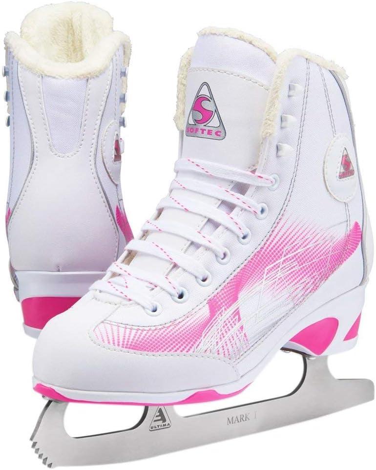Jackson Ultima Softec Rave Womens//Girls Figure Skates