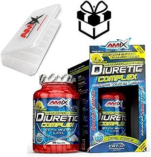 AMIX Diuretic Complex – 90 capsules + gratis pillendoosje