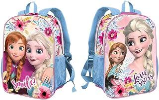 Frozen Smile-zaino Dual (Piccolo) Mochila Infantil, 32 centímetros 9.25, Multicolor