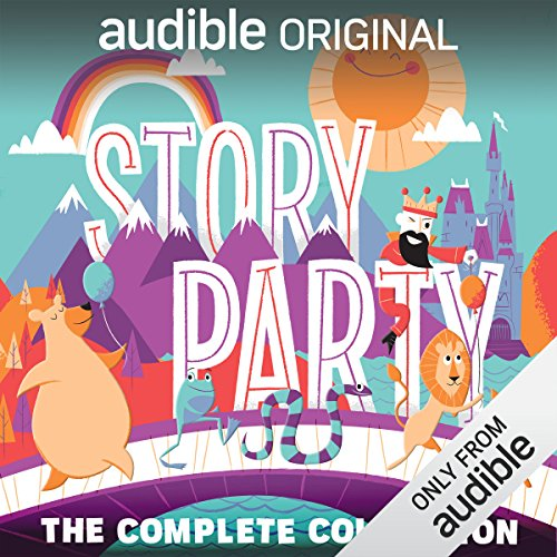 Story Party: The Complete Collection audiobook cover art