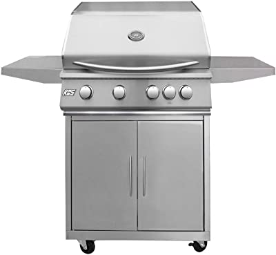 Amazon.com: Lion Gas Grill – l75000 Acero Inoxidable de 32 ...