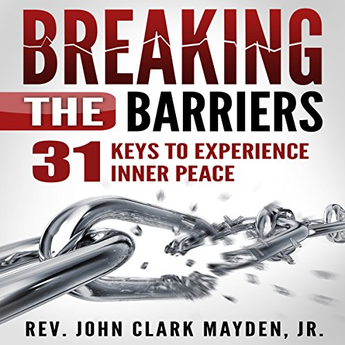Breaking the Barriers audiobook cover art