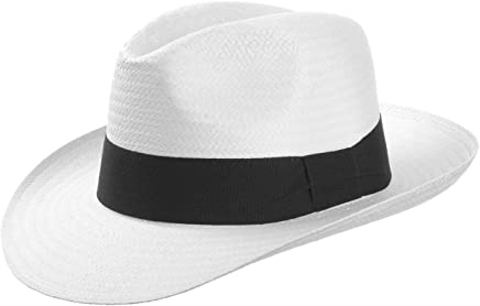 Amazon Es Sombreros De Copa Blanco
