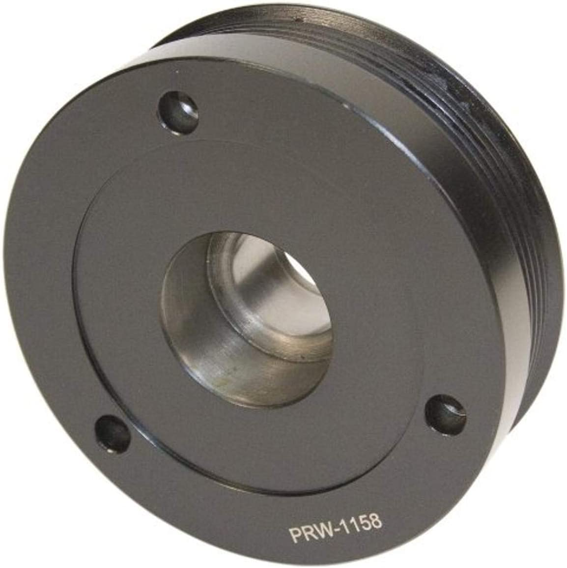PRW Animer and price revision 2528101 FluidGel Topics on TV Black UnderDrive Damper Pulley Serpentine f