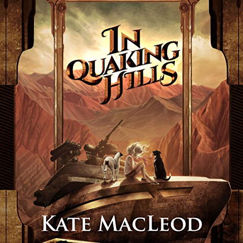 In Quaking Hills audiobook cover art