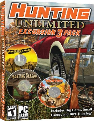 Hunting Unlimited: Excursion 3 Pack - PC