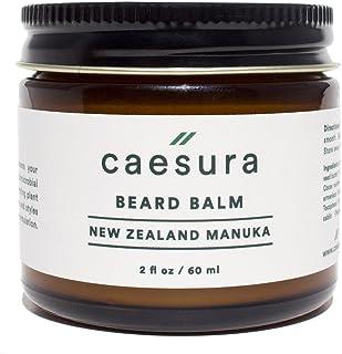 Caesura Beard Balm - New Zealand Manuka Oil | Premium Organic Ingredients | Plant Based | Vegan Friendly
