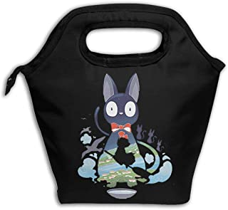 Large Capacity Lunch Bag Cooler Bag Kiki's-Delivery-Service-Flying-Jiji Waterproof Thermal Lunch Bag With Zipper