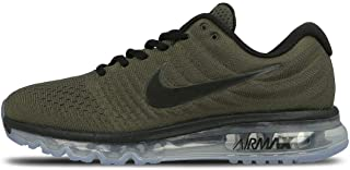 Nike Mens Air Max 2017 Low Top Lace Up Running Sneaker