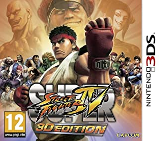 Super Street Fighter IV: 3D Edition (Nintendo 3DS) (B004JHY402) | Amazon price tracker / tracking, Amazon price history charts, Amazon price watches, Amazon price drop alerts