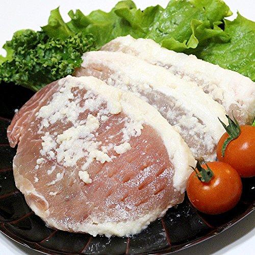 ( 産地直送 京都 ) 京都西京味噌 国産豚ロース肉塩麹漬け ( 100g×6 )