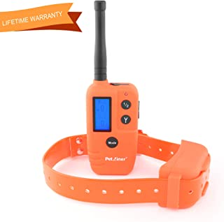 KOFOHON Remote Training and Beeper Collars/Beeper Collar/Remote Training Collar Remote Dog Training Hunter Electronic, Waterproof and Rechargeable Collars
