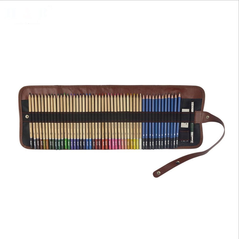 Iiinsixde 52 Stück Holz Farbbleistift Tasche Tasche Tasche Set 36 Farben Bleifarbe Kunst Malerei Set B07CZ8Z4GZ    | Shopping Online  7ea63f