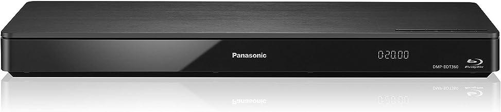 Panasonic DMP-BDT360 3D Wi-Fi Blu-Ray Player (Renewed)