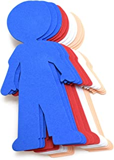 cutout of person