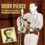 Songtexte von Webb Pierce - Complete 4 Star & Pacemaker Recordings