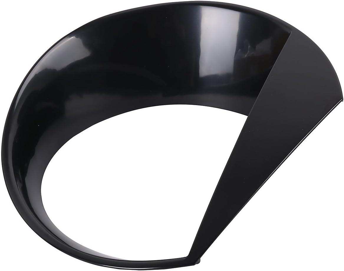 Opar Black Angry Bird Headlight Bezels Cover Auto