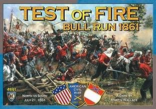 Test Of Fire - First Bull Run 1861 by Mayfair Games