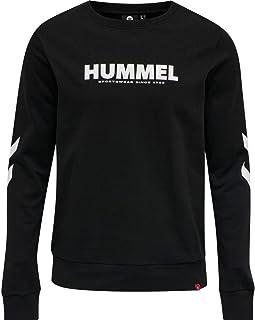 hummel Unisex Legacy Cotton Pure Cotton Long Sleeve Sweatshirt Track Top
