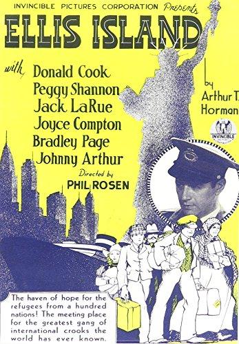 Ellis Island (1936) [Edizione: Stati Uniti]
