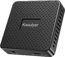 Sponsored Ad - Ksoulyer HDMI Video Capture Card,HDMI to USB C,1080P 144 HZ/4K60HZ HD Game Capture for Live Streaming, Vide...