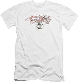 wolf logo t shirt