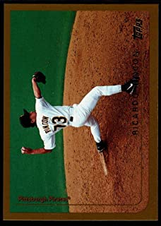Baseball MLB 1999 Topps #76 Ricardo Rincon Pirates