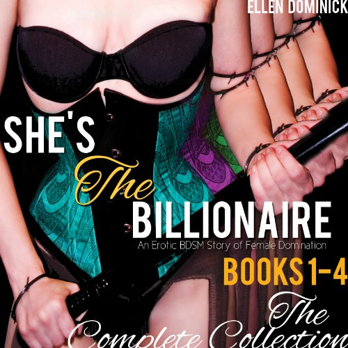 She's the Billionaire audiobook cover art