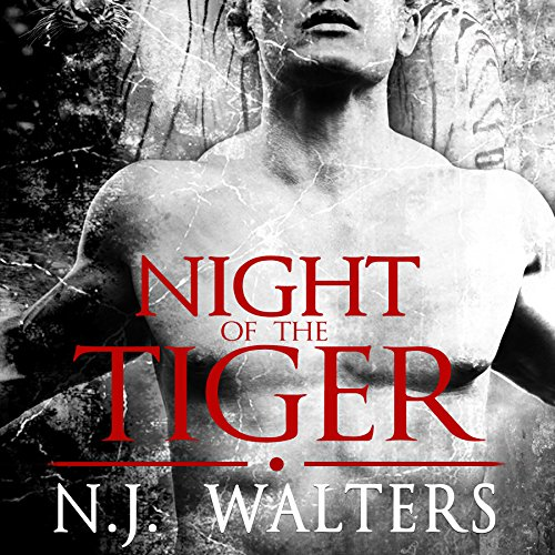 Night of the Tiger audiobook cover art
