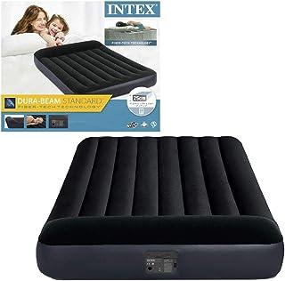 Intex Full Pillow Rest Classic AIRBED W/Fiber-Tech BIP