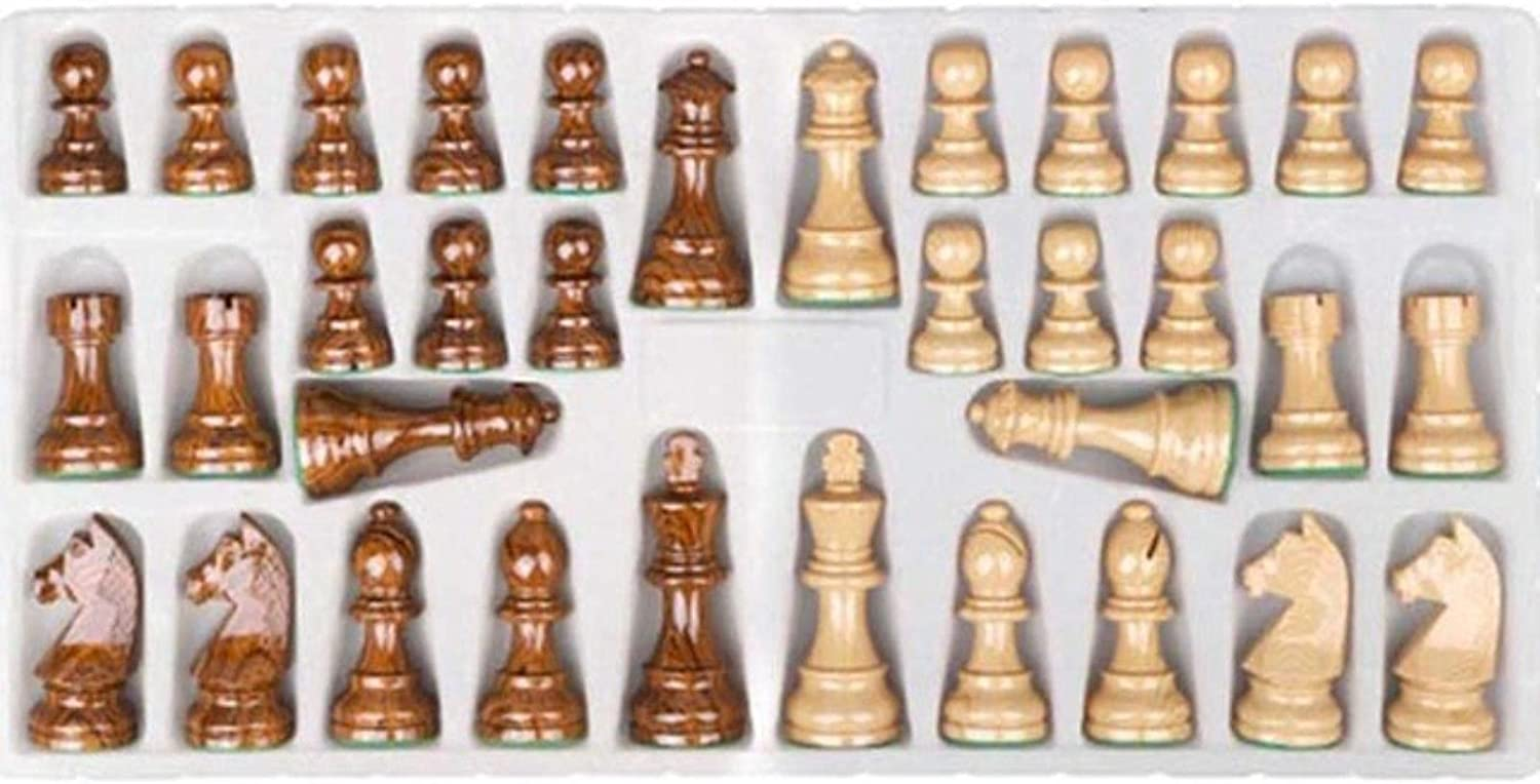 Wooden Max 69% Max 52% OFF OFF Chess Set Handmade Portable Game f Travel Board