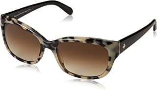 Kate Spade Women's Johanna Rectangular Sunglasses, HAVANA...