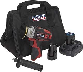 Sealey CP1205KIT 12V Cordless Polisher Kit-2 Batteries