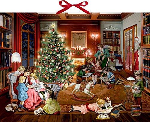 Sound-Adventskalender - Die Nacht vor dem heiligen Abend: Mit 24 vertonten Weihnachtsgedichten hinter den Türchen