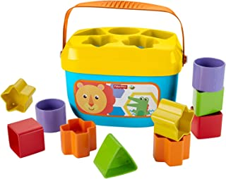 Juego de bloques para bebés Baby's First Blocks de Fisher Price